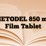 METODEL 850 mg Film Tablet