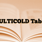 MULTICOLD Tablet