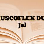 MUSCOFLEX DUO Jel