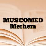 MUSCOMED Merhem