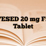 MYESED 20 mg Film Tablet