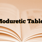 Moduretic Tablet