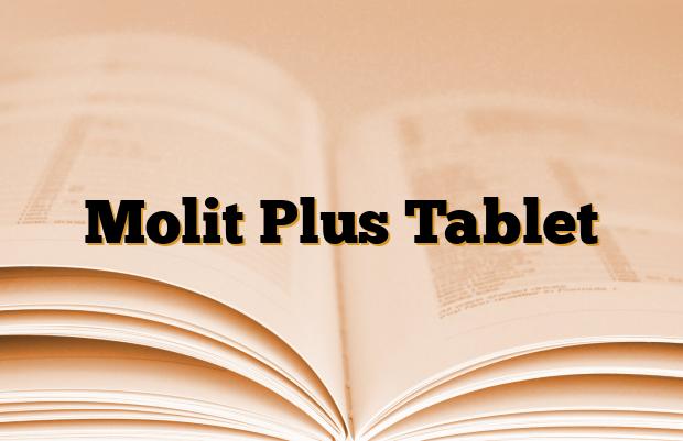 Molit Plus Tablet