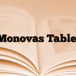 Monovas Tablet