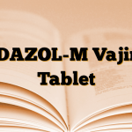 NİDAZOL-M Vajinal Tablet