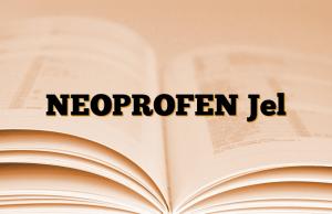 NEOPROFEN Jel