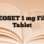NEOSET 1 mg Film Tablet