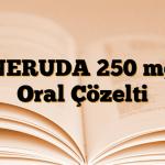 NERUDA 250 mg Oral Çözelti