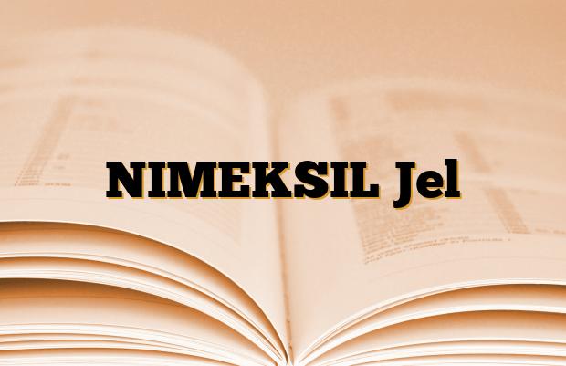 NIMEKSIL Jel