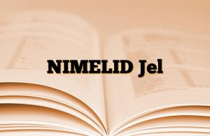 NIMELID Jel