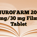NUROFARM 200 mg/30 mg Film Tablet