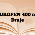 NUROFEN 400 mg Draje