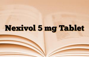 Nexivol 5 mg Tablet