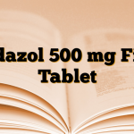 Nidazol 500 mg Film Tablet