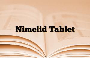 Nimelid Tablet