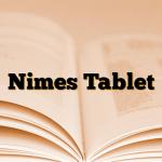 Nimes Tablet