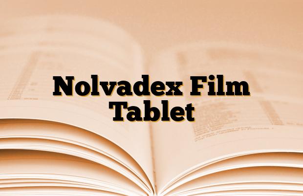 Nolvadex Film Tablet