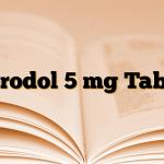 Norodol 5 mg Tablet