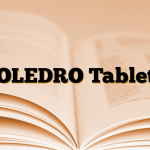 OLEDRO Tablet