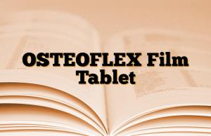 OSTEOFLEX Film Tablet