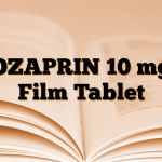 OZAPRIN 10 mg Film Tablet