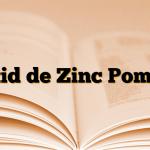 Oxid de Zinc Pomad