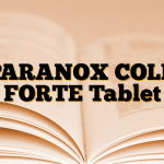 PARANOX COLD FORTE Tablet
