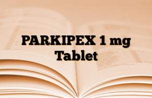 PARKIPEX 1 mg Tablet