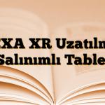 PEXA XR Uzatılmış Salınımlı Tablet