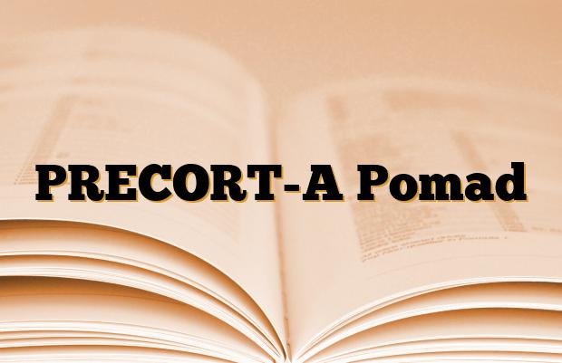 PRECORT-A Pomad
