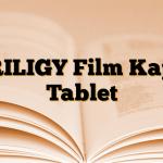 PRILIGY Film Kaplı Tablet