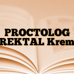 PROCTOLOG REKTAL Krem