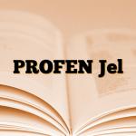 PROFEN Jel