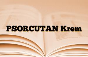 PSORCUTAN Krem