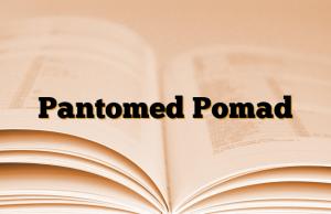 Pantomed Pomad