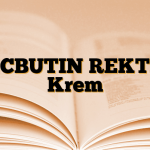 RECBUTIN REKTAL Krem