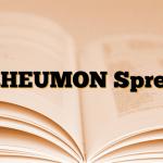 RHEUMON Sprey