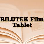 RILUTEK Film Tablet