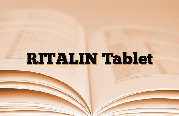 RITALIN Tablet