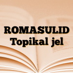 ROMASULID Topikal jel