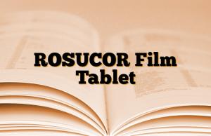ROSUCOR Film Tablet