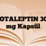 ROTALEPTIN 300 mg Kapsül