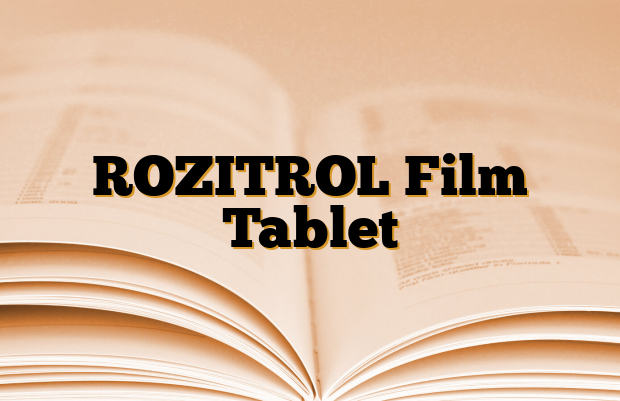 ROZITROL Film Tablet