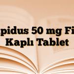 Rapidus 50 mg Film Kaplı Tablet