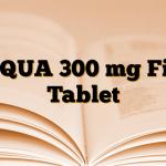 SEQUA 300 mg Film Tablet