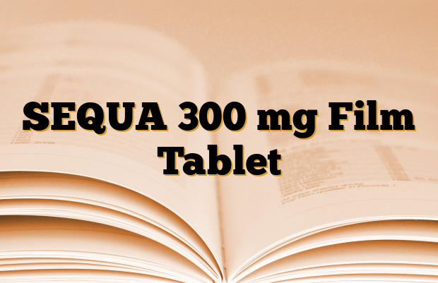 SEQUA 300 mg Film Tablet