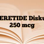 SERETIDE Diskus 250 mcg