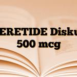 SERETIDE Diskus 500 mcg