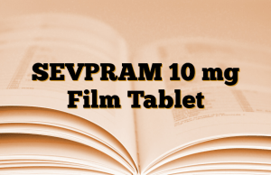 SEVPRAM 10 mg Film Tablet
