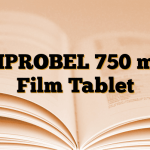 SIPROBEL 750 mg Film Tablet